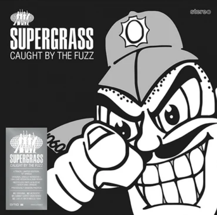 Supergrass | Caught By The Fuzz - Danny Goffey 2020 Remix